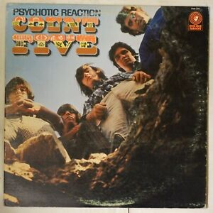 PSYCHOTIC-REACTION-COUNT-FIVE-LP-DSM-1001-VINYL-LP-1966-MONO-VG