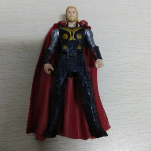 "3.75/"" Hasbro Marvel Universe Super Hero Thor Thunder Action Figure Toy 2015"