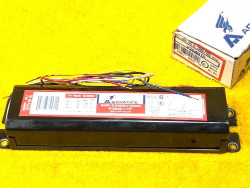 *NEW* ADVANCE MARK III V2S401TP 277 VOLT 2-LAMP RAPID START ENERGY SAVER BALLAST