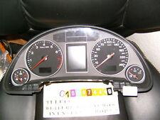 tacho kombiinstrument audi a4 b7 8e 8e0920930l cluster clock cockpit tachometer