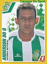307 ANDERSON DO O BRAZIL VITORIA SETUBAL STICKER FUTEBOL 2012 PANINI