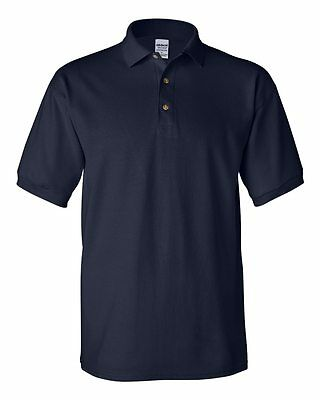 PEACHES PICK GILDAN 3800 Mens Size S-5XL 100% COTTON Pique Knit Polo Sport Shirt
