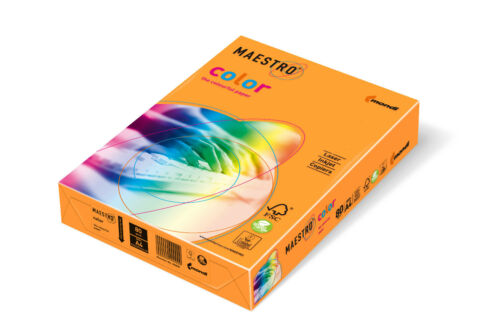 Mondi Maestro Color Papier Farbiges Druckerpapier 80 120 160g//m² DIN-A4 A3