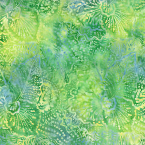 Wilmington-Batiks-Fabric-22203-745-By-The-Half-Yard-Quilting