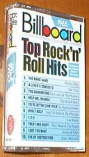 Billboard Top Rock 'n' Roll Hits - 1965 ~ New Cassette with 10 Tracks of Music
