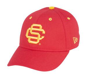 USC-TROJANS-VINTAGE-FITTED-SIZED-NEW-ERA-CONCEALER-034-SC-034-CAP-HAT-NEW-CARDINAL