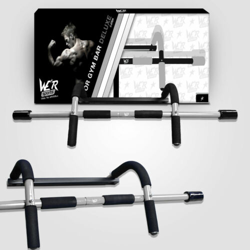 Door Gym Bar Chin Up Pull Up Sit Up Exercise Iron Man Bar Home Fitness Bar
