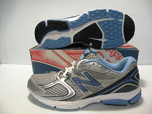 wholesale dealer e535c f5b44 Details about NEW BALANCE 580 LOW SNEAKERS WOMEN/MEN SHOES SILVER/BLUE  W580SB2 SIZE 11 9.5 NEW