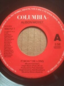 ALISON-MOYET-7-034-IT-WON-039-T-BE-LONG-MY-RIGHT-A-R-M-COLUMBIA-656757-7