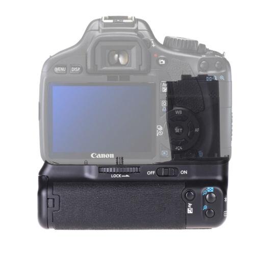 2x LP-E8 Batería Vertical Battery Grip Fr Canon 600D 550D 650D 700D Cámara