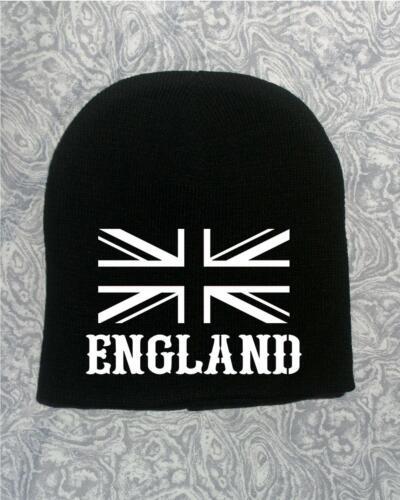 ENGLAND BEANIE HAT GIFT UNION JACK