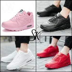 BASKETS AIR SNEAKERS max running style 90 like neuve new homme pas cher