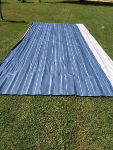 A&E Dometic RV Camper Awning Replacement Fabric 19 ft ...