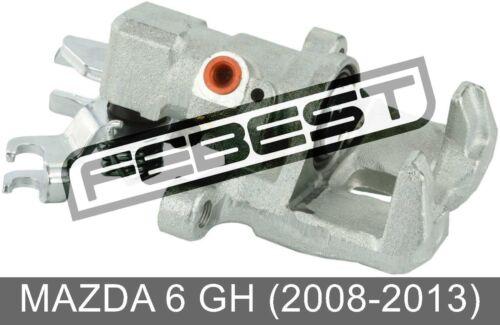 Rear Left Brake Caliper Assembly For Mazda 6 Gh 2008-2013
