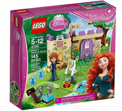 LEGO Disney Princess Merida/'s Highland Games 41051