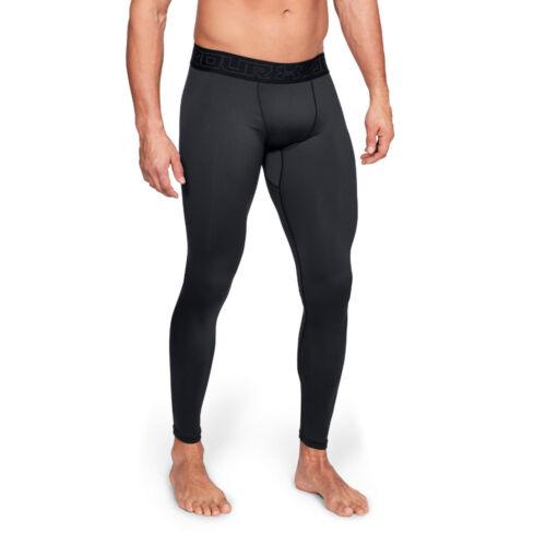 Under Armour Hombre Coldgear Entrenar Gimnasio Leggings Pantalones Deporte