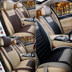 Image Is Loading Protector Car Seat Cover Cushion Front Amp Rear