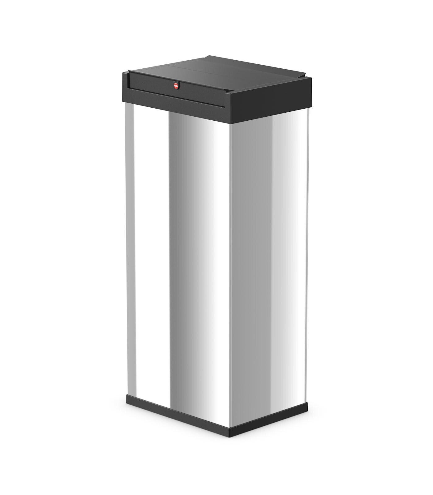 HAILO Big - Box Swing  XL Abfallbox mit selbstschließendem Schwingdeckel 52 L