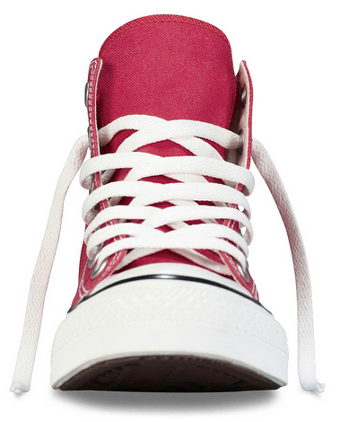 Converse All Canvas Star Hi Donna Red Canvas All Trainer 308124