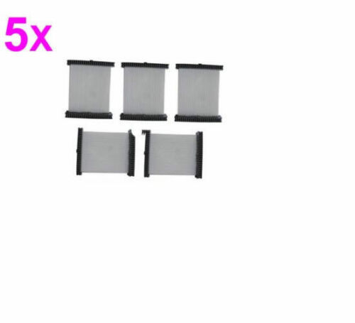 5pcs 2.5 IDE 44 Pin laptop HDD Female to Female Cable 2-inch 44-pin F-F 5cm
