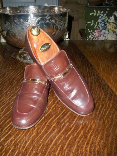 Taglia Made England Uk Mocassino Vintage In slip Sanders 8 on HxFFqa05
