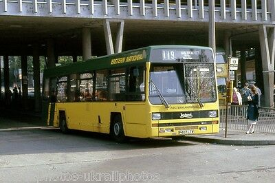 Eastern National 1640 Halifax 1989 Bus Photo