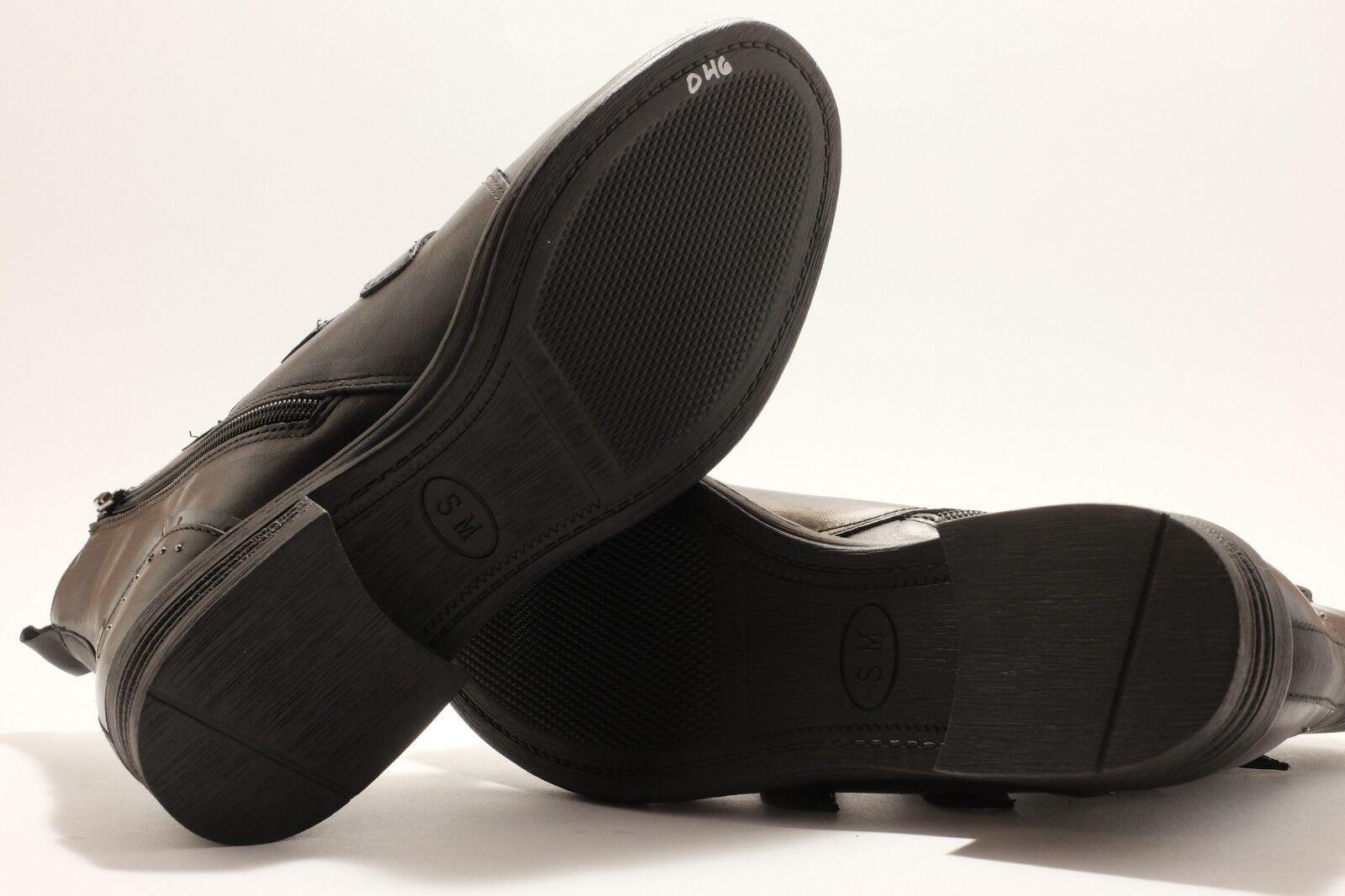 Steve Madden Combat Combat Combat Boots Black Size 7.5 New 0b2436