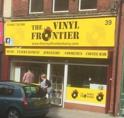 The Vinyl Frontier Barry Ltd