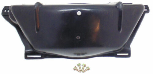GM Turbo 350 400 Black Flexplate Flywheel Cover GM TH350 TH400 Dust Shield 700R4