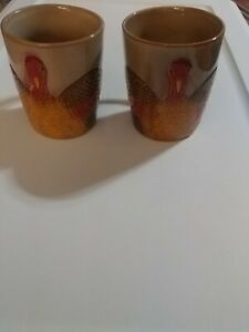 Large 3d Turkey Ceramic Rustic Coffee Mugs Ebay