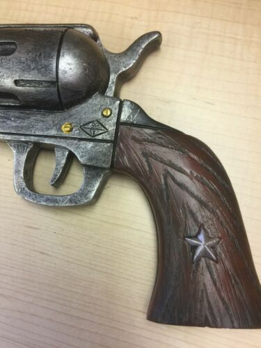 Country Home Decor Pistol Wall Decor  Western FREE SHIPPING Cowboy