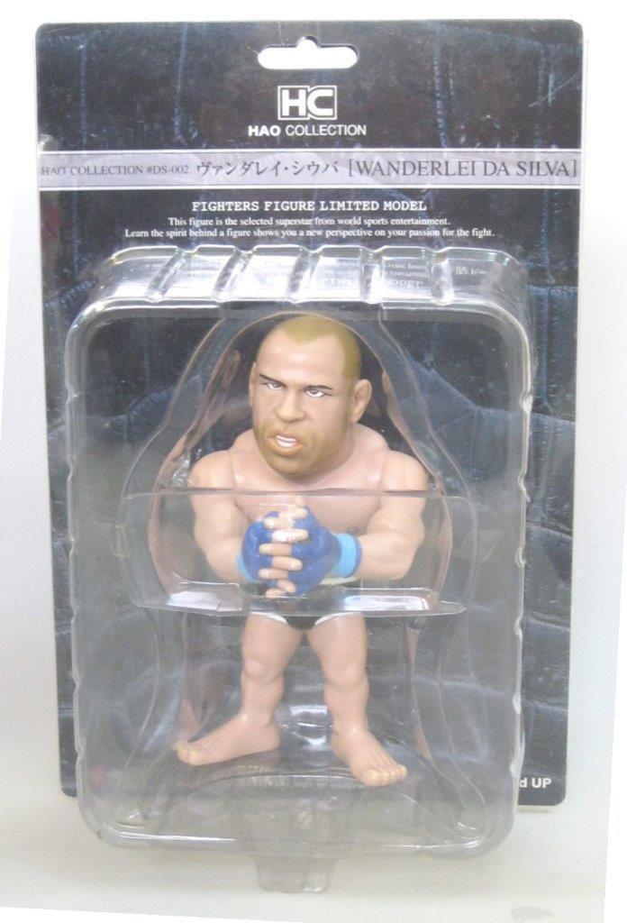 HAO collezione cifra  WeERLEI SILVA primero modellolo  PRIDE UFC