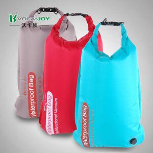 Brand-New-Multifunction-40L-Waterproof-Backpack-Fishing-Vacuum-Storage-Bag-Blue
