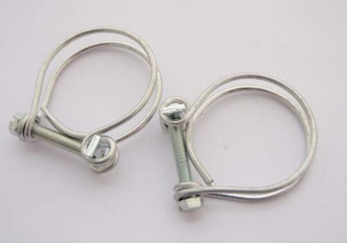 Mini Wire Hose Clips 29-34 mm bas top Austin Morris BMC Rover