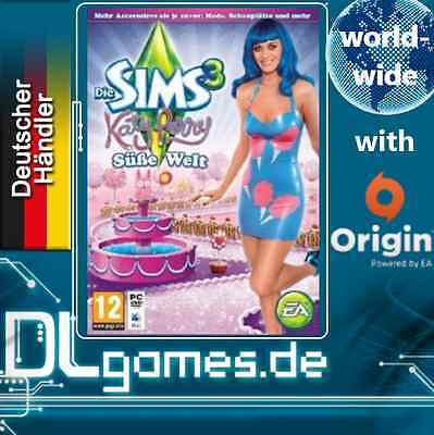 The Die Sims 3 Katy Perry Süße Welt Vollversion Key Code Download Sweet Treats