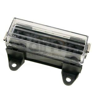 4 way boîte de relais automobile avec couvercle et terminaux antiéclaboussures  </span>