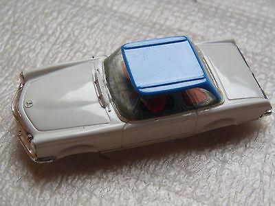 Freundschaftlich Faller Ams Nr. 4851 Mercedes 230 Sl - Karosserie -230sl Pagode Neuwertig 250 280
