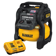 DEWALT Flexvolt 60V MAX 2.5 Gal. Cordless Air Compressor Kit DCC2560T1 New