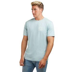 Ocean-Pacific-tonal-Core-Licencia-Oficial-Para-Hombre-T-Shirt-Cerceta-S-XXL