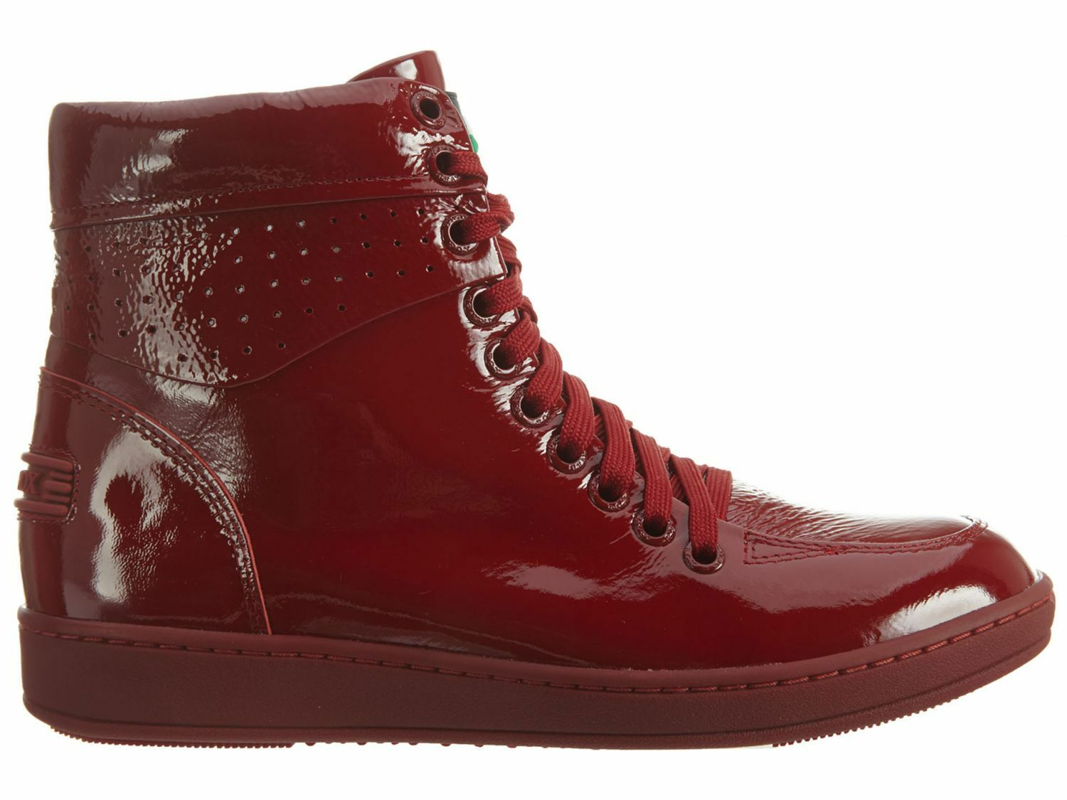 Travel Fox Bootie Womens 916301-444 Burgundy Nappa Leather shoes Size 7 - 37