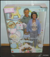 Mattel Barbie Happy Family Neighborhood Grandma Doll Ethnic Toys