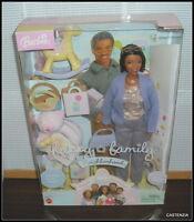 Mattel 2003 Barbie Happy Family Neighborhood Aa Grandma Grandparent B8344