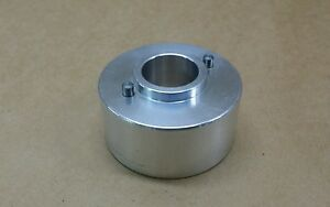 New Aluminum crank pulley spacer 1.125 thick