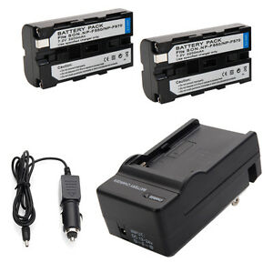 Battery-for-Sony-NP-F550-NP-F330-NP-F570-NP-F750-NP-F960-F970-F770-2X-Charger