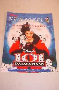 APRIL-18-1997-DISNEY-NEWSREEL-MAGAZINE-101-DALMATIANS-COVER