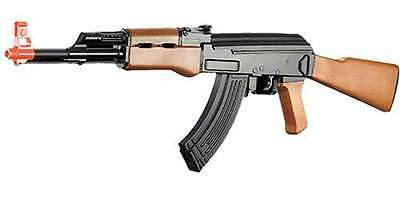 CYMA CM022 AK47 Airsoft Electric Rifle AEG Semi/Full Auto - 430 Round Hi-CAP Mag