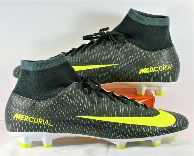 online retailer cb7de d4732 Nike Mercurial Victory VI CR7 Dynamic Fit FG Soccer Cleats Sz 12 NEW 903605  373