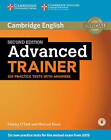 Advanced Trainer Six Practice Tests with Answers with Audio by Felicity O'Dell, Michael Black (Mixed media product, 2015)