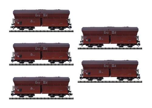 Trix 24040 carri-Set erztranspoert minerali D III