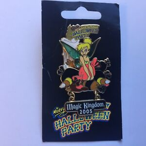 WDW-MNSSHP-2005-Tinker-Bell-with-Candy-LE-2000-Disney-Pin-41967
